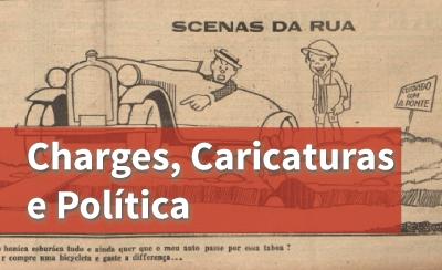 Charge, caricatura e política